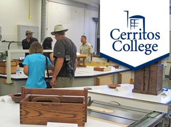 Cerritos College receives woodworking gift