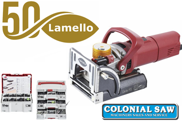 Lamello Turns 50 and offers big savings