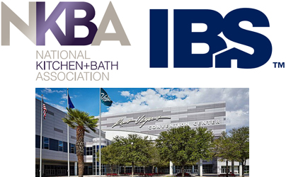 NKBA and IBS shows are taking place concurrently in Las Vegas