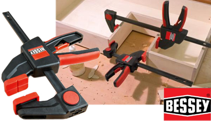 BESSEY One Hand Clamps(EHKSeries)