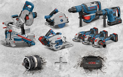 With Biturbo, Bosch is introducing the next generation of cordless tools.
