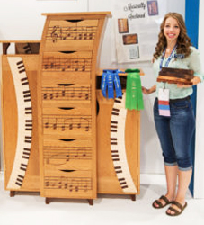 The deadline for the Fresh Wood student competition at AWFS is close
