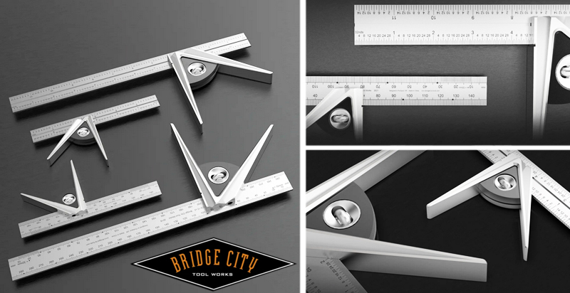 Bridge city's new Combination Squares