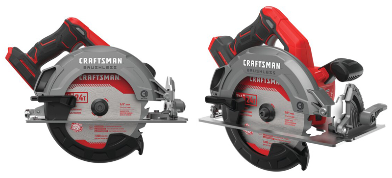 Craftsman CMCS550B cordless circular saw
