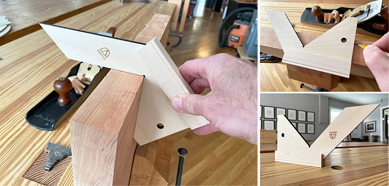 Bench Square from Crucible Tools
