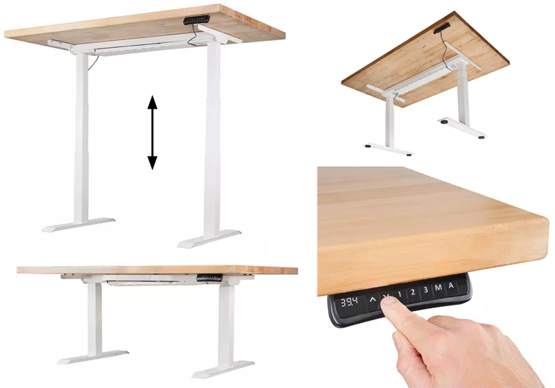 Adjustable Height Workbench from Grizzly