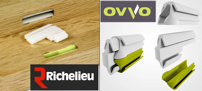 OVVO Connectors now available through Richelieu Hardware
