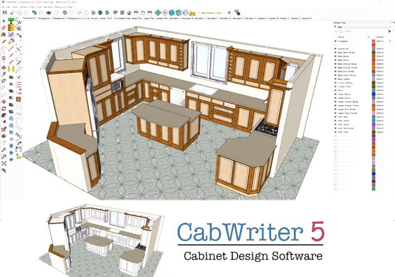CabWriter 5 is Now Available