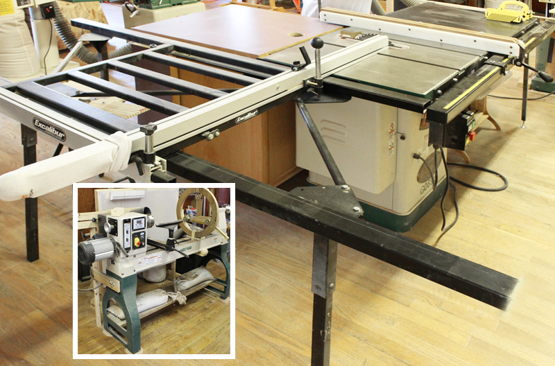 Woodworking auction on September 19 in Belle Fourche