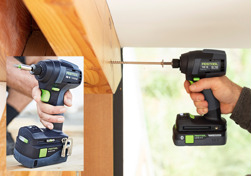 Sign up by the 12th for Festool Test