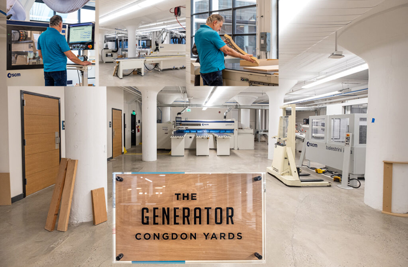 SCM and The Generator